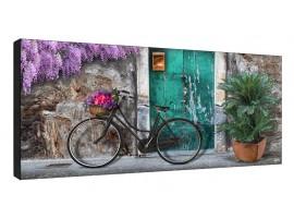 Bicicletta sul Portone