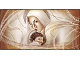 Quadro Maternità Marrone