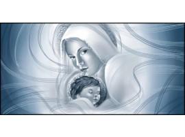 Quadro Maternità Blue