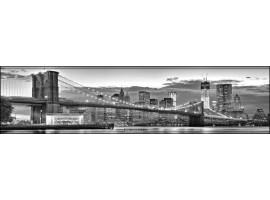 NY Grey | Quadro su tela