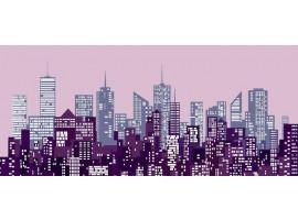 Dreamy fotomurali skyline