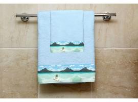 asciugamani paul earl atollo