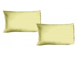 federe tinta unita giallo