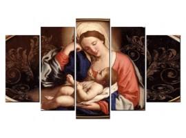 Madonna col Bambino (five)