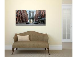 Quadro su vetro Manhattan