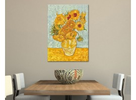 I Girasoli | Van Gogh ambientazione