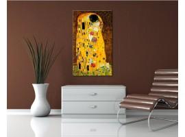 Il Bacio - Klimt ambientazione