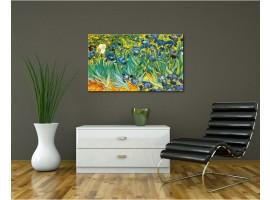 Iris | Quadro di Van Gogh ambientazione