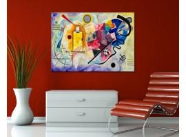Giallo Rosso Blu | Kandinskij ambientazione