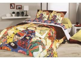 Completo copripiumino Donne - Klimt