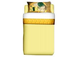 Completo lenzuola Il Bacio - Klimt