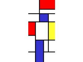 Armadio Pax Mondrian h230