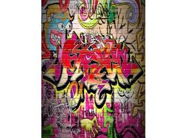 adesivo mobile graffito