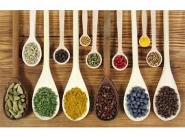 Quadro per cucina | Cucchiai con Spezie