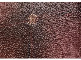Carta da parati Roberto Cavalli Leather