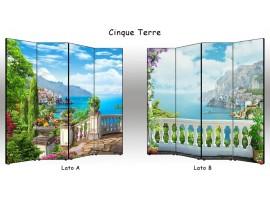 Paravento Cinque Terre