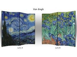 Paravento Van Gogh