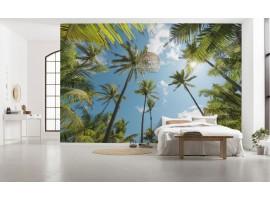 fotomurale Tropical View
