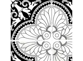 Azulejos black & white 2