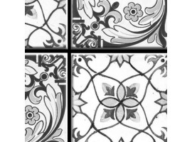 Azulejos black & white 1