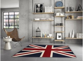 tappeto bandiera inglese
