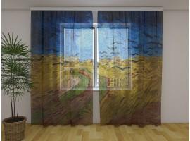 Tenda classica Van Gogh Campo di Grano