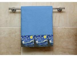 Set Asciugamani Notte Stellata - Van Gogh