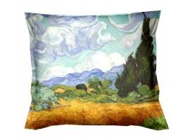 cuscino van gogh campo di grano