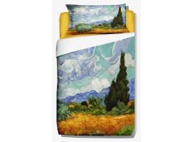 Trapunta Campo di Grano - Van Gogh