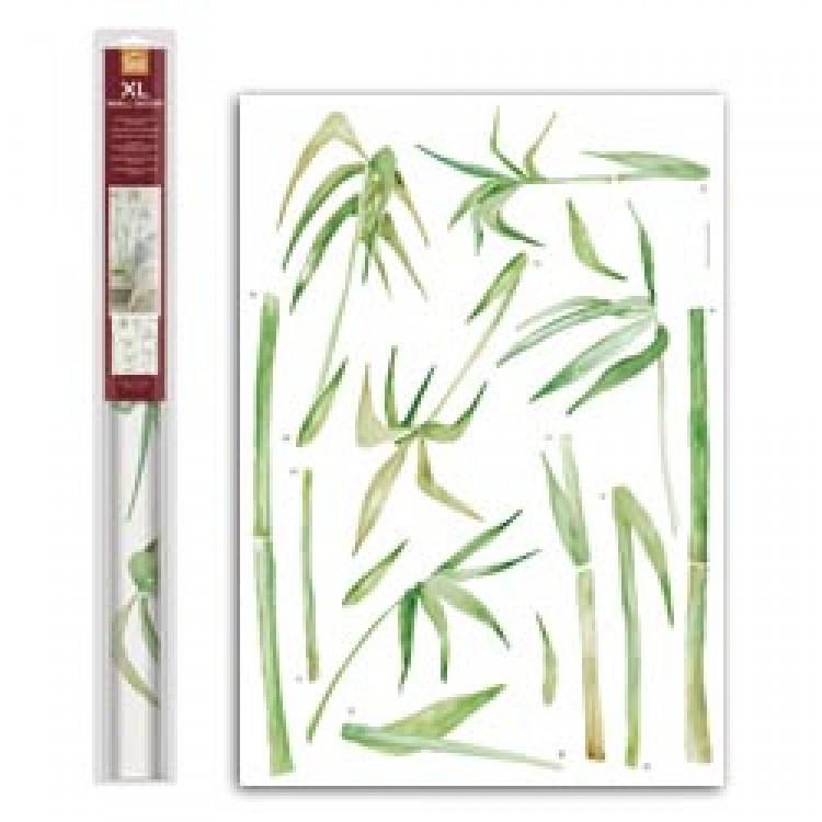 Adesivo murale Bamboo (confezione)