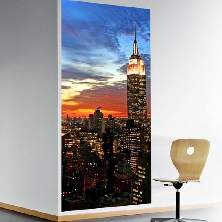 Adesivo murale Panoramico - Metropolis