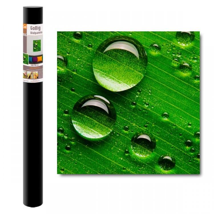 Adesivo murale Panoramico - Green S (confezione)