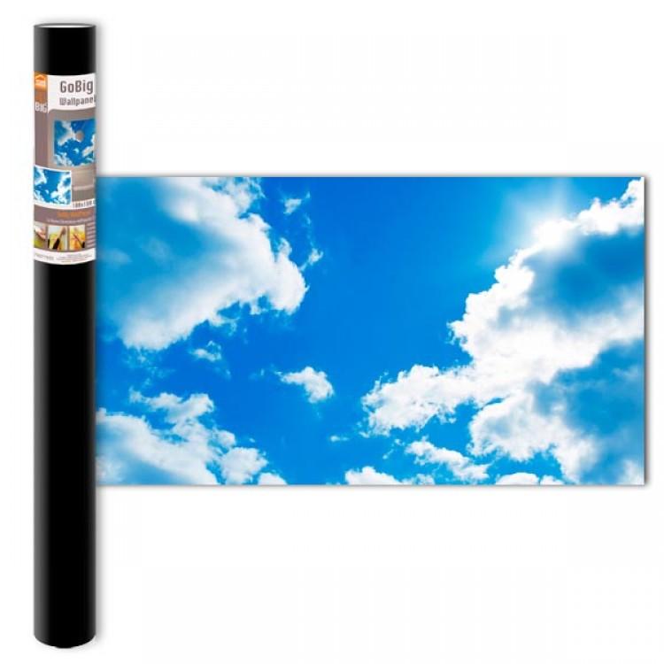 Adesivo murale Panoramico - Nuvole M (confezione)