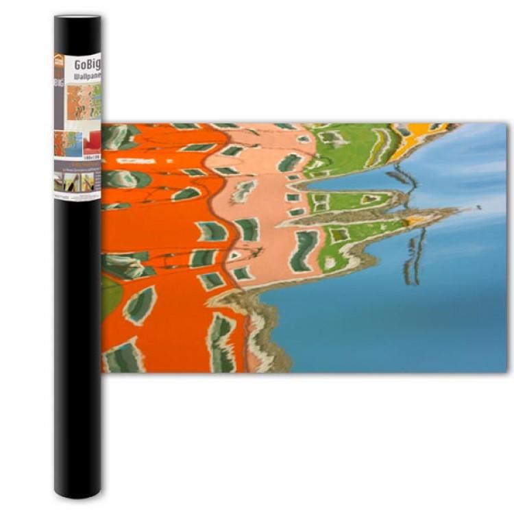 Adesivo murale Cinque Terre M (confezione)
