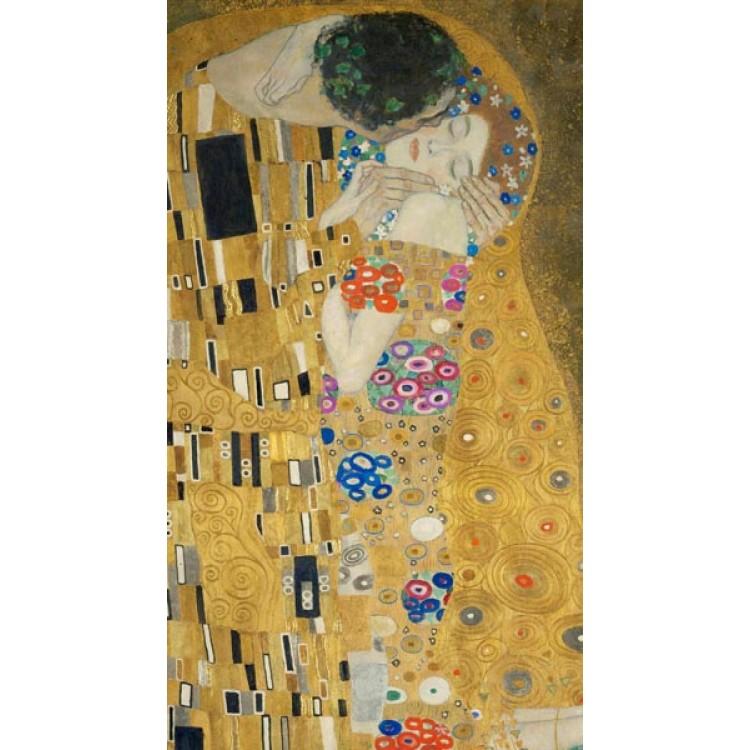 Adesivo Il Bacio di Klimt