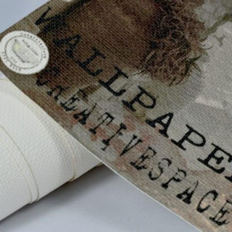 carta da parati tessuto