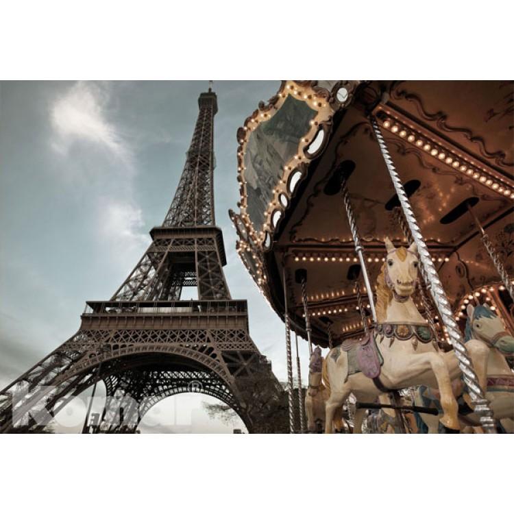 Fotomurale Carrousel de Paris | cod. 1-602