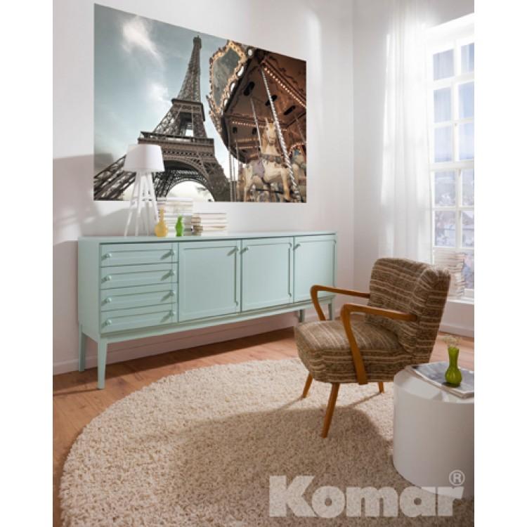 Fotomurale Carrousel de Paris | Ambientazione