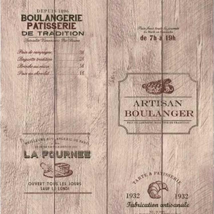 Vintage carta da parati cucina for Parati da cucina