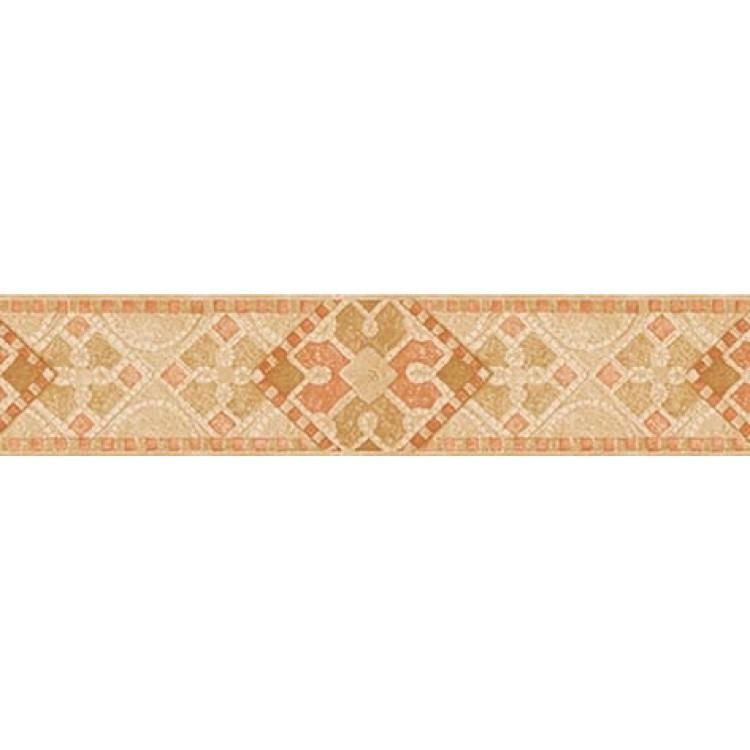 bordo adesivo mosaico beige