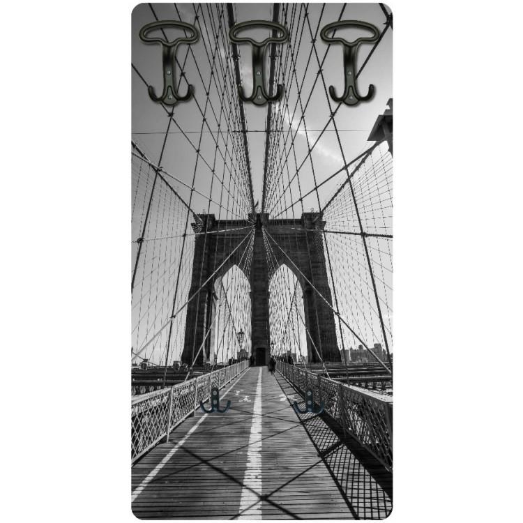 appendiabiti Ponte di Brooklyn