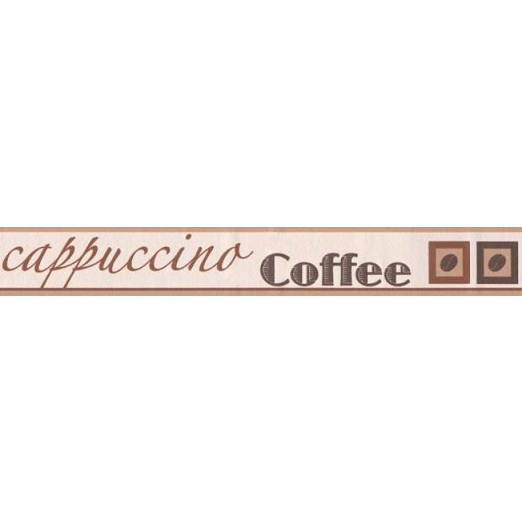 bordo adesivo Caffè Red Brown