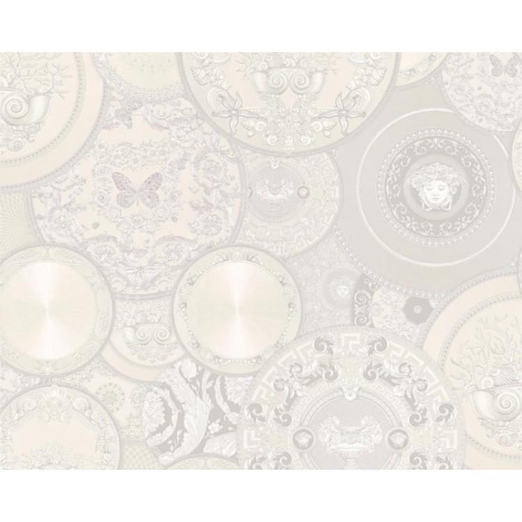Carta da parati Versace dish