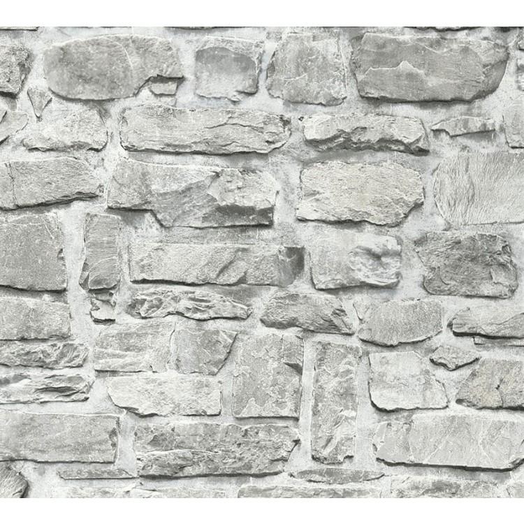 Carta da parati pietre