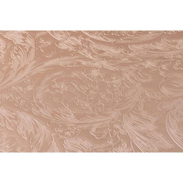 Carta da parati Versace luxury rosa antico