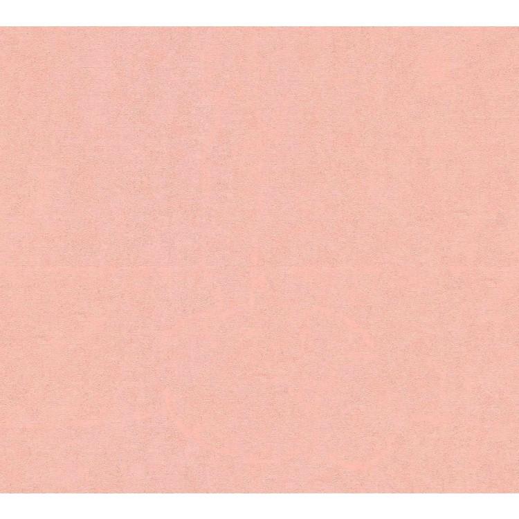 Carta da parati Versace rosa