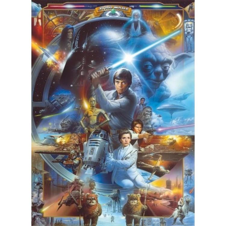 Fotomurale Star Wars luke skywalker