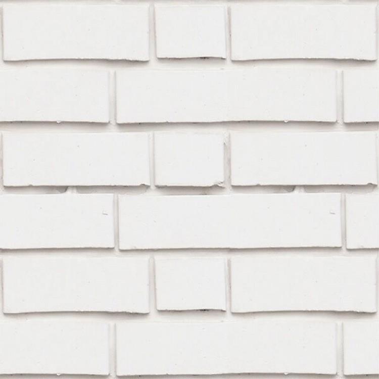paracolpi adesivo mattoni bianchi