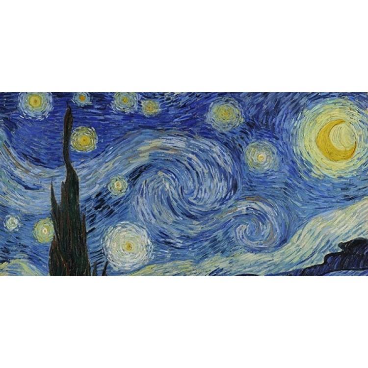 Testiera letto Notte Stellata Van Gogh
