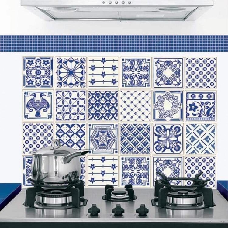 schienale adesivo azulejos classic